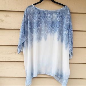 Cabi Sheer Top